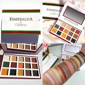 Esmeralda 15 Pan Eyeshadow Palette 1